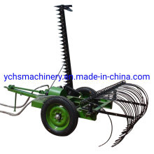 Agricultural Machinery Trailed Mowing Hay Rake Machine Mounted Yto Tractor