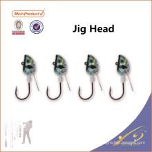 JHL022 Hot atacado pesca isca amostra grátis jig head