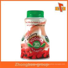 Großhandel Guangzhou Fabrik benutzerdefinierte dekorative Hitze schrumpfen für Getränkeflasche