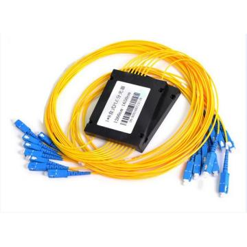 1 16 2 16 Splitter Modular Fiber Optical PLC
