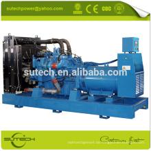 900KVA / 720KW MTU Dieselgenerator mit originalem 16V2000G25 MTU Motor Deutschlands