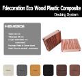 Открытый Eco WPC настила Древесно-пластиковый композит