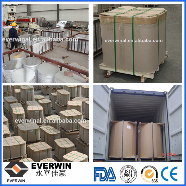3000 Series Aluminum Wafer