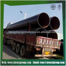 Tubo de acero espiral de gran diámetro a la venta