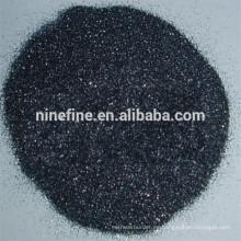 Carburo de silicio negro de grado refractario