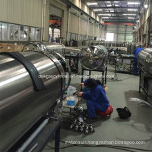 Dpl-210L Welded Insulated Liquid Cylinder