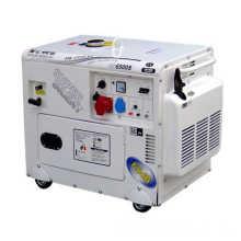 Generador de la gasolina del uso casero (GG6500S)