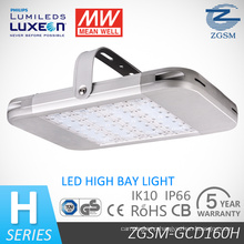 IP66/Ik10 Rated Approved LED High Bay Light with UL Dlc TUV SAA