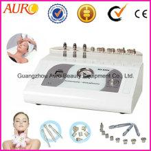 Diamond Tips Microdermabrasion Skin Lifting masaje máquina de cuidado facial