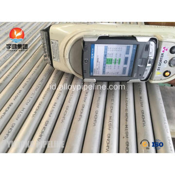 Heat Exchanger Tube ASTM A213 TP316L 1.4404 SUS316L