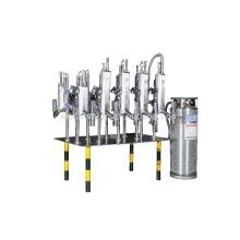 Автоматическая система розлива жидкого азота для пива / сока