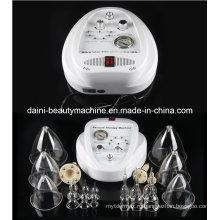Увеличение груди Усилитель Электрический увеличение груди насос вакуум терапия Массаж машины с чашки