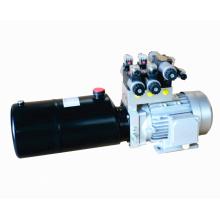 Small Hydraulic Power unit for tyre changer