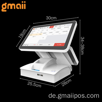Windows Tablet NFC Kassierer POS Terminal