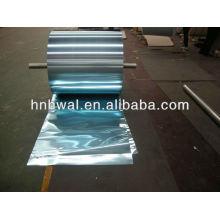 Feuillet en aluminium hydrophile bleu pour climatiseur