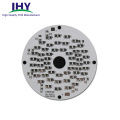 Customized Single-side Round Aluminum PCB 12v LED Light Circuit Board
