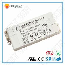 LED Downlight 24V Power Adapter 1.5A 1500mA LED driver 36W LED Alimentation pour éclairage