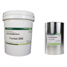 Adhésif à deux composants à base de polyuréthane pour la plastification des panneaux alvéolaires et sandwich (Flexibond 8204)