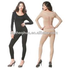 new style underwear,lady seamless long johns
