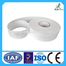 Printed depilatory wax roll colored wax strips