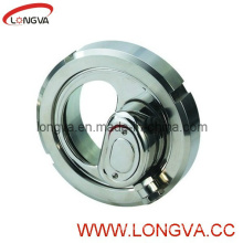 Stainless Steel Welding Tank Sight Glass with Lighter