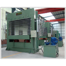 Automatische Nadelholz-Sperrholz-Heißpressmaschine