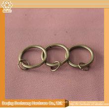 hot design fashion decorative curtain rod ring clips
