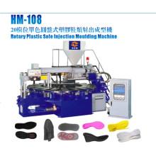 TPR PVC Sole Máquina de moldeo por inyección