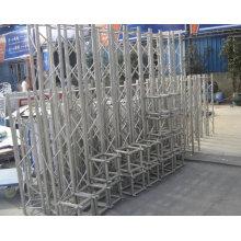 Suporte de manivela portátil TUV certificação treliça de ferro usado