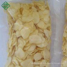 Großhandel chinesische Bulk-Klasse Eine organische geröstete Knoblauchflocken mit Wurzel zum besten Preis