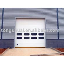 sliding garage door