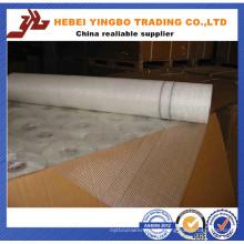 Maille de fibre de verre de bas prix / maille en verre résistante d'alcali de fibre / maille de fibre de verre