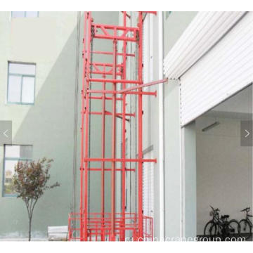 Light weight remote control electric hydraulic elevator