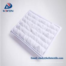2018 China factory supply pure white small hand towel airline towel  2017 China factory supply pure white small hand towel airline towel