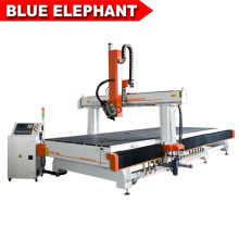 ELE 2050 ATC woodwork cnc router machine , 4 axis wooden carving machine with cnc machine price