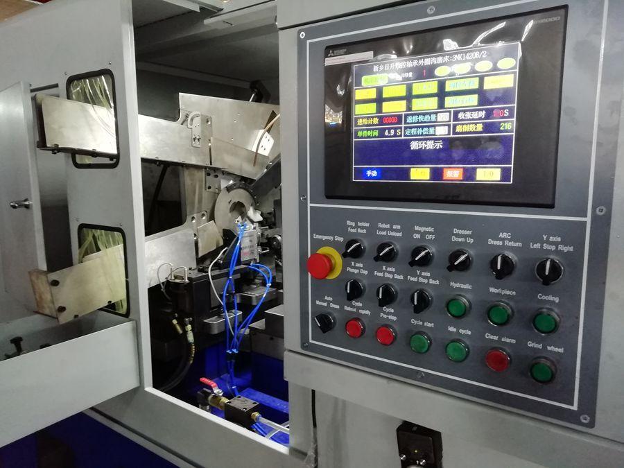 CNC Thrust bearing grinding machine