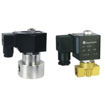 Малогабаритный соленоидный клапан высокого давления (SLG SERIES)