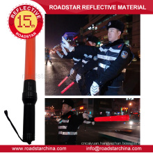 Wholesale police Led traffic baton