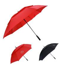 A17 angepasste Werbung Promotion Regenschirm Windproof Regenschirm Golf