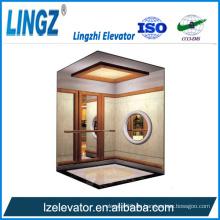 Villa Lift mit Holzdekoration