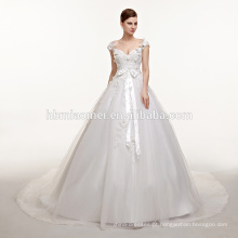 Nova chegada sexy a linha lace vestido de noiva 2017 romântico robe de mariage vestido de noiva sheer backless vestidos de noiva