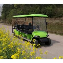 8 seater gas golf car para la venta