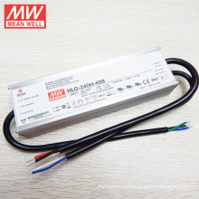 Original meanwell 240W LED Driver 48V with 5 years warranty HLG-240H-48A