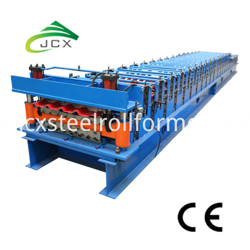 building material making machine