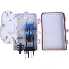 FTTH 8 12 16 24 32 48 cores mini fiber optic distribution terminal box ip65 with cheap factory price