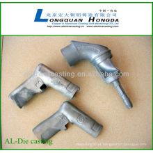 CMM inspecionados-alumínio parte de fundição, alumínio peça de fundição de precisão