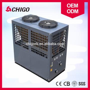 2017 novo aquecedor de água da bomba de calor da fonte de ar do sistema de aquecimento de água