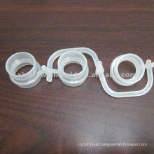 plastic injection molded PP products