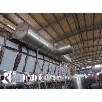 Xf Series Horizontal Continuous Fluid Drying Equipment for Wet Granule