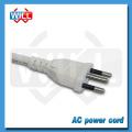 Certified cheap 125V 250V 3 prongs brazil power plug